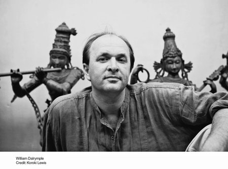 Photo of William Dalrymple