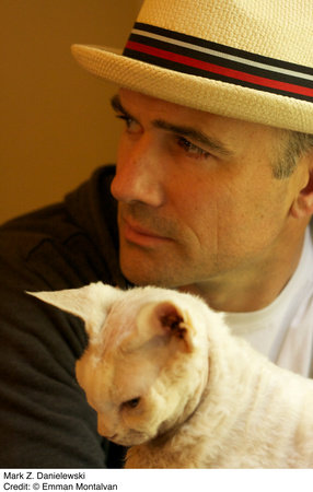 Photo of Mark Z. Danielewski