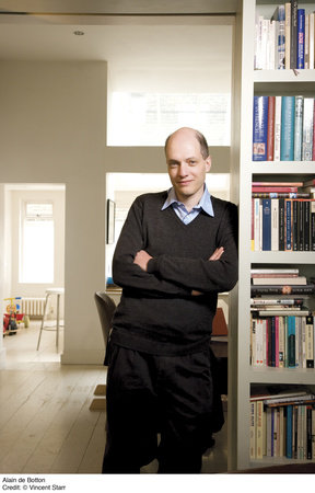 Photo of Alain De Botton