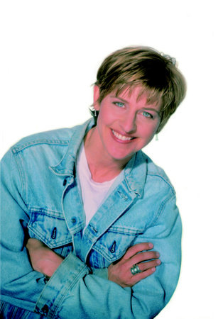 Photo of Ellen Degeneres
