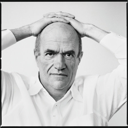Photo of Colm Toibin