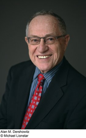 Photo of Alan M. Dershowitz