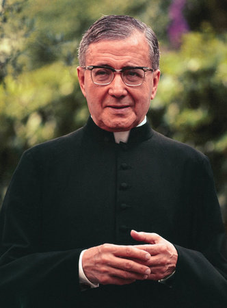 Photo of Josemaria Escriva