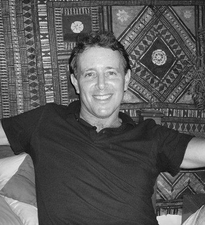 Photo of Colin Cotterill
