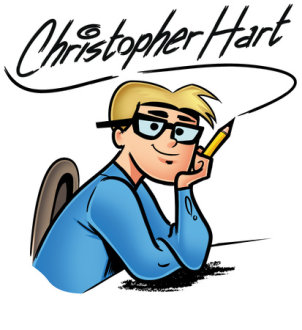 Christopher Hart - Cartooning for the Beginner