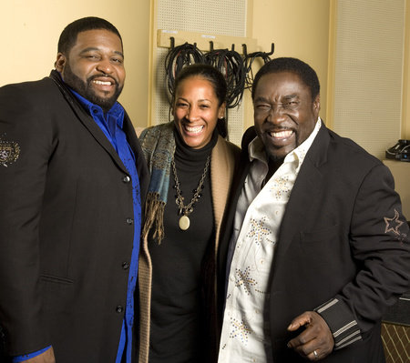 Photo of Gerald Levert