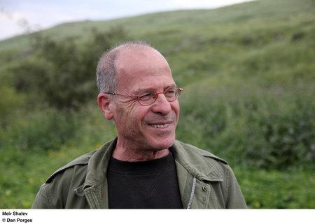 Photo of Meir Shalev