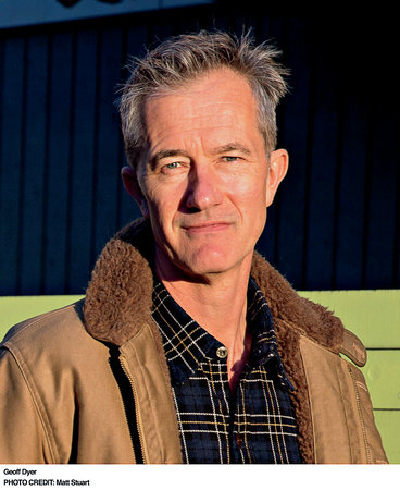 Photo of Geoff Dyer