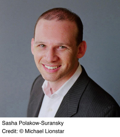 Photo of Sasha Polakow-Suransky