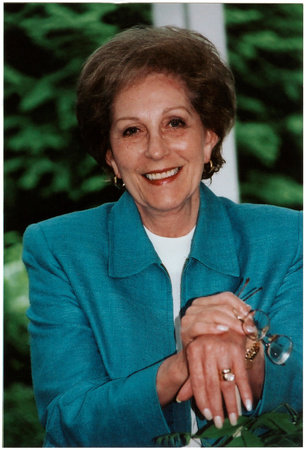 Photo of Ann Ross