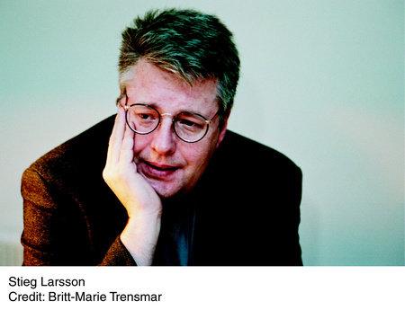 Photo of Stieg Larsson