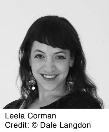 Photo of Leela Corman
