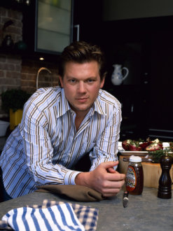 Tyler Florence - Inside the Test Kitchen