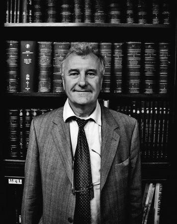 Photo of Richard Fortey