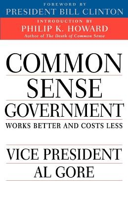 Common Sense Government