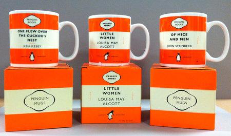 Penguin Mug Set (6): Best Sellers Assortment D