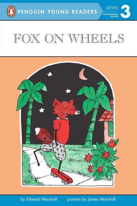 Fox on Wheels