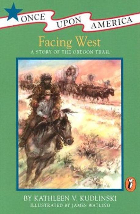 Facing West