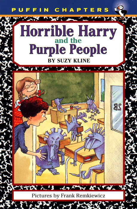 Horrible Harry and the Purple People