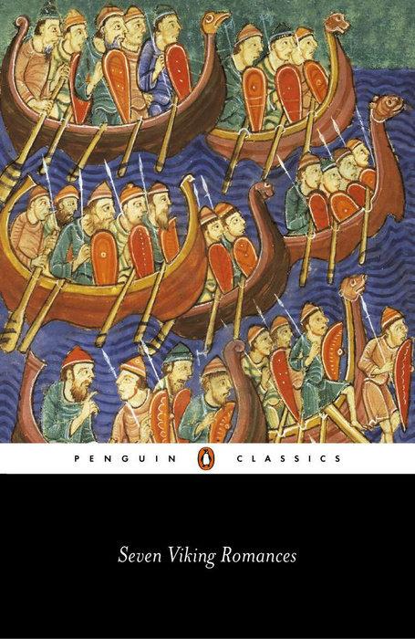 Seven Viking Romances