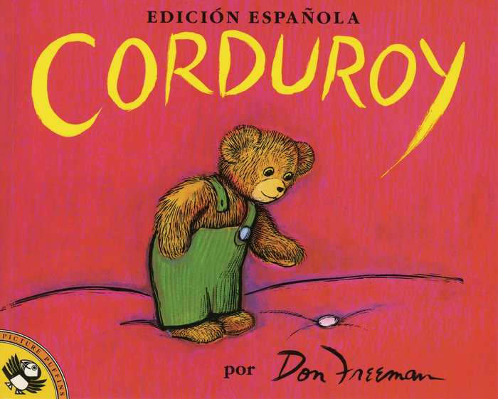 Corduroy (Spanish Edition)