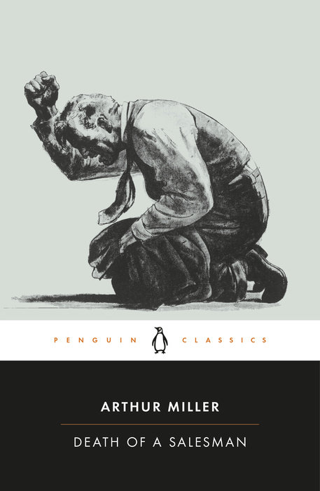 a literary analysis of the tragedy in the death of a salesman by arthur miller