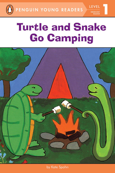 Turtle and Snake Go Camping