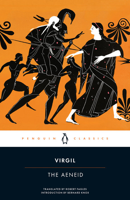 an analysis of the aeneid as the roman epic by virgil
