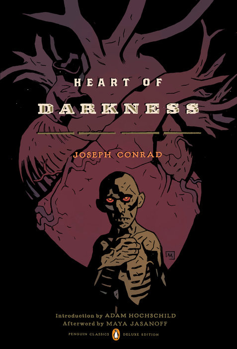 heart of darkness and the road Heart of darkness study guide contains a biography of joseph conrad, literature  essays, a complete e-text, quiz questions, major themes,.