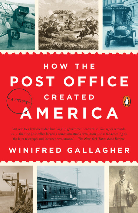 How the Post Office Created America