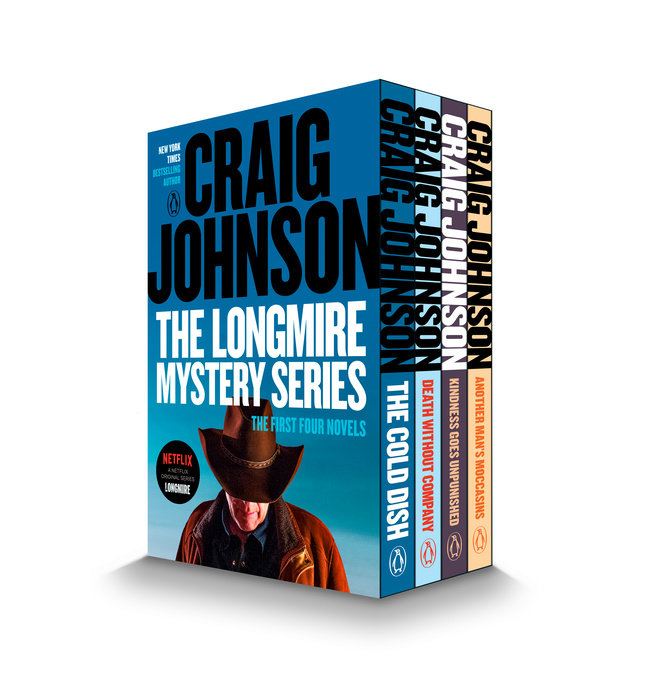 The Longmire Mystery Series Boxed Set Volumes 1-4