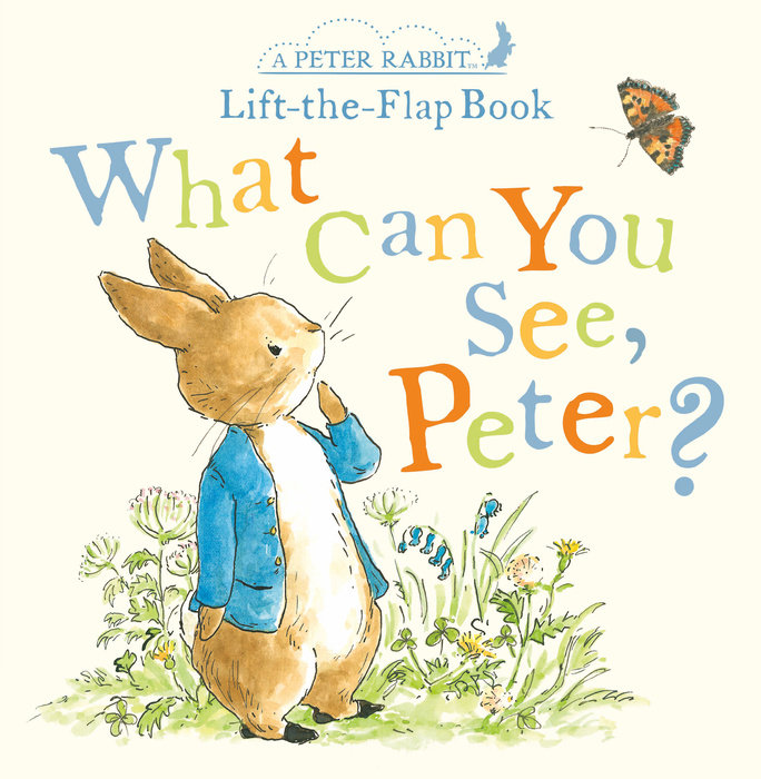 What Can You See Peter?
