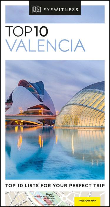 DK Eyewitness Top 10 Valencia