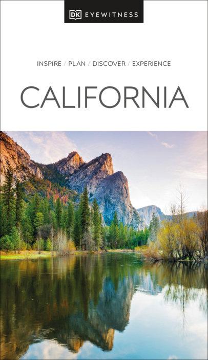 DK Eyewitness California