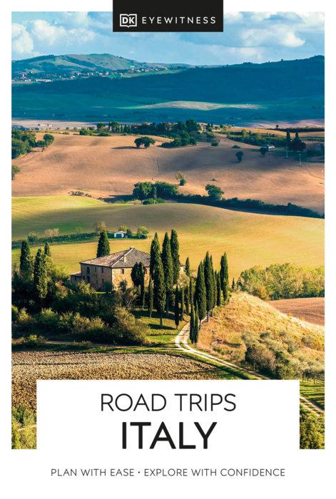 DK Eyewitness Road Trips Italy