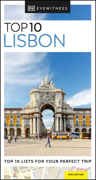 DK Eyewitness Top 10 Lisbon