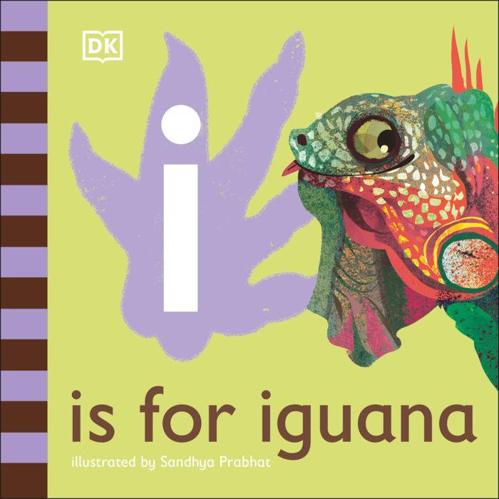 I is for Iguana