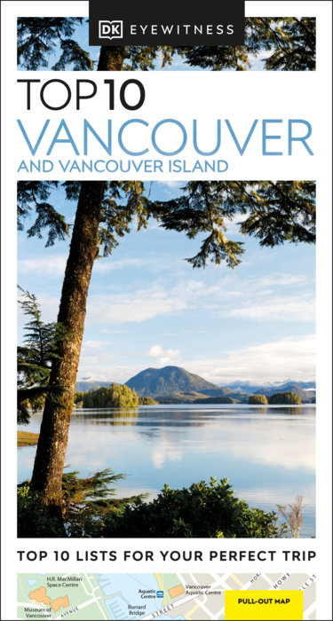 Eyewitness Top 10 Vancouver and Vancouver Island