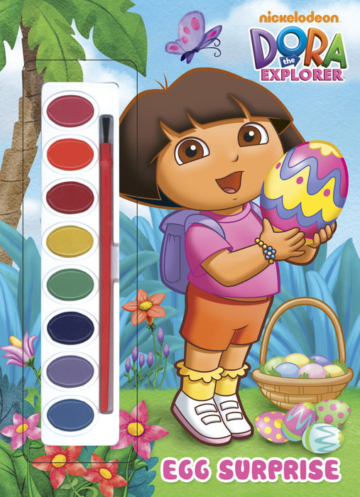 Egg Surprise (Dora the Explorer)