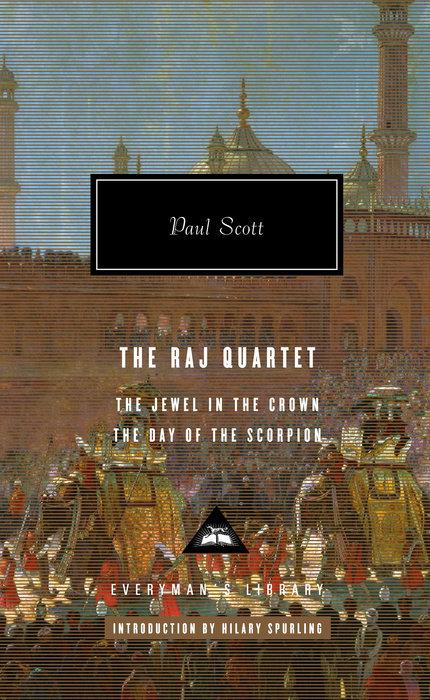 The Raj Quartet (1)
