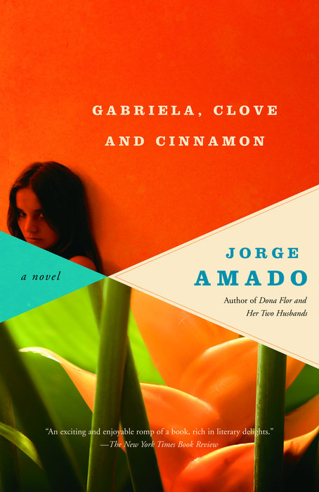 gabriela clove and cinnamon essay Gabriela, clove and cinnamon is, above all, about social, political, and attitudinal change in a small brazilian town during the 1920's much of the novel centers on the efforts of a young, rio.