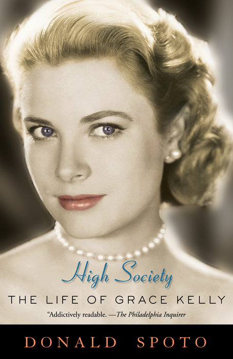 High Society by Donald Spoto