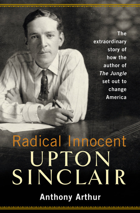 a biography of upton sinclair an american author