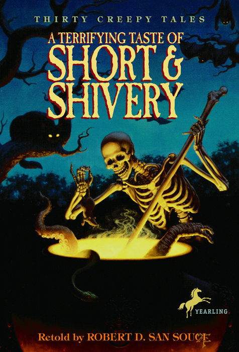 A Terrifying Taste of Short & Shivery