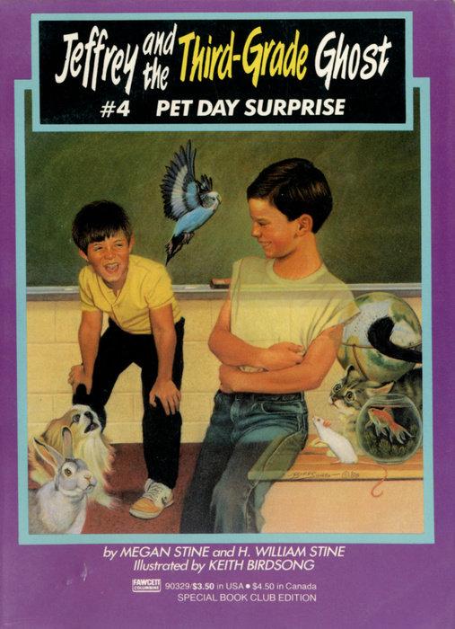 Pet Day Surprise