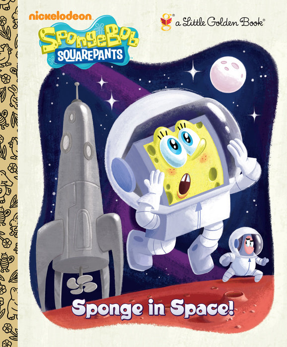 Sponge in Space! (SpongeBob SquarePants)