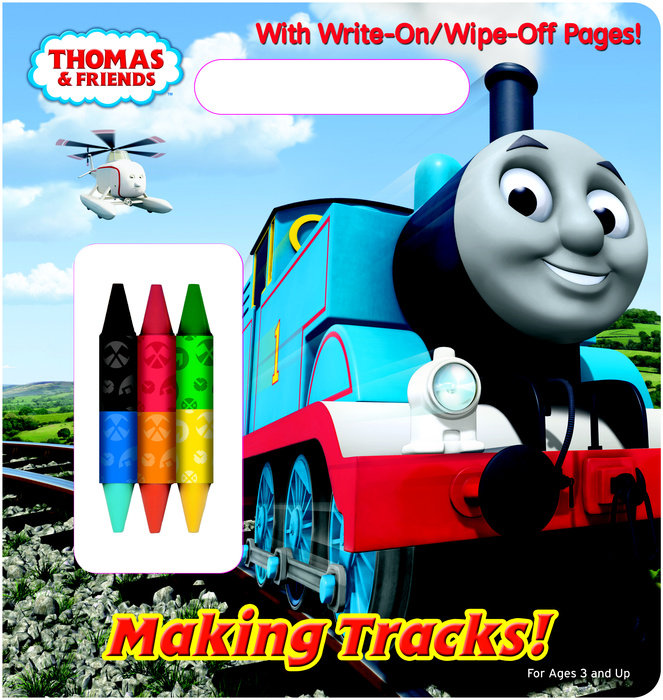 Making Tracks! (Thomas & Friends)