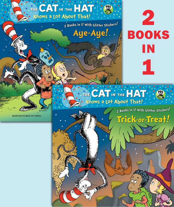 Trick-or-Treat!/Aye-Aye! (Dr. Seuss/Cat in the Hat)