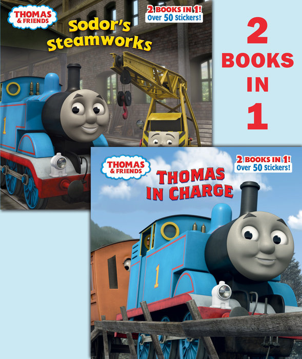 Thomas In Charge/Sodor's Steamworks (Thomas & Friends)