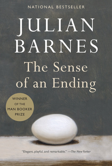 The Sense of an Ending (Movie Tie-In)